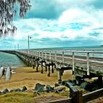 """""""urangan pier australia"""" by shanmaree"""