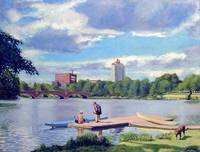 Boating on the Charles