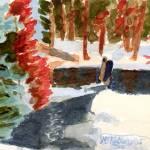 """""""Wasatch Winter"""" by ChristopherMcKellar"""