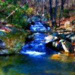 """""""The Cascades"""" by dlennis"""