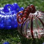 """""""Red Glass Pumpkin"""" by stevegarfield"""