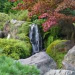 """Autumn Waterfall"" by Groecar"