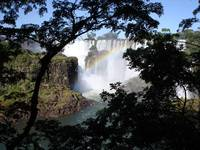 Window to Iguazu
