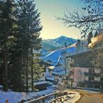 """Saalbach, Austria HDR"" by craigstanford"