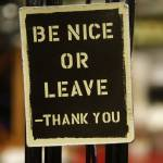 """Be Nice"" by ninafuller"