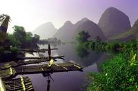 China - Li River - Fine Art