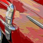"""""""RED FORD"""" by FASO"""