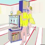 """DJ or Interior with music"" by nerosunero"