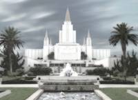 Oakland Temple Large-16x22-tinted