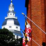 """Maryland State House, Annapolis"" by macfanmd"