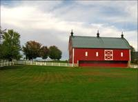 Sharpsburg Barn