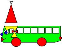 Happy Christmas - from Belinda the Bus