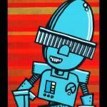 """""""Robot #3"""" by artdamaged"""