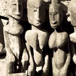 """African figurines"" by nicneu"
