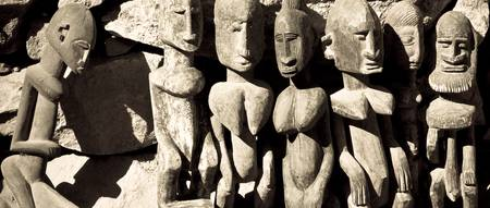 African figurines
