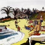 """FUERTAVENTURA BEACH LIFE."" by IANHPARRY"