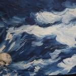 """""""Animato versus the coming storm"""" by Tonyvincentart"""