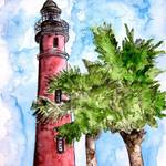 """ponce inlet lighthouse florida"" by derekmccrea"