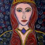 """Queen Persephone"" by HeidiZeile"