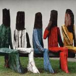 """""""Five Persons on Bench"""" by UrsBoxler"""