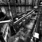 """Pipe Blight (B&W Overlay Version) ~先輩荒廃関係~"" by jonsheer"