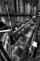 Pipe Blight (B&W Overlay Version) ~先輩荒廃関係~