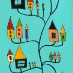"""Tree House #9"" by JamieJohnson"