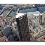 """USS Tower:  Pittsburgh Aerial"" by shutterrudder"