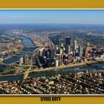 """Steel City Aerial"" by shutterrudder"