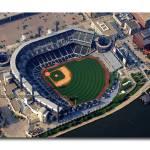 """PNC Park 2008 Aerial"" by shutterrudder"