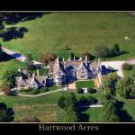 """Hartwood Acres aerial"" by shutterrudder"