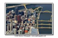 Pittsburgh Aerial: Summer 2007