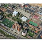 """Duquesne University Aerial"" by shutterrudder"
