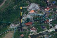 Kennywood Park near Pittsburgh