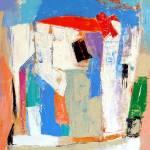 """Korcula 2 Acrylic on Canvas"" by leyla"