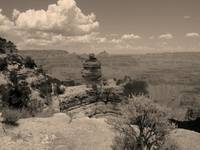 Grand Canyon Buddah Rock