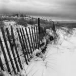 """Snowy Beach - Narragansett, RI"" by BrianHull"
