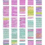 """Highlighted poster 24 in. wide x 32 in. high"" by stefpos"