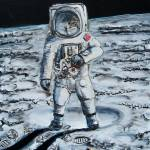 """Man on the Moon"" by MitchellMcClenney"