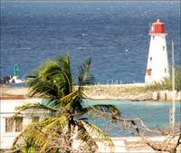 Nassau Harbor Light