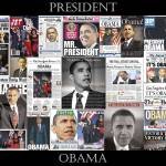 """Obama Poster-A 16x20"" by ny2prowler"