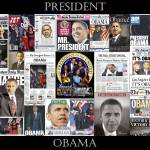 """Obama Poster-B 16x20"" by ny2prowler"