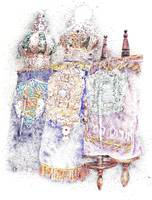 Three Torahs