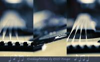 Strumming towards bokeh!