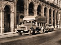 Cuban Truck Old Habana