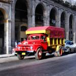 """Cuban Truck in Old Habana"" by IMAX007"