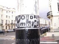 Void if Removed sticker