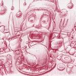 """Yo, Santa be starvin"