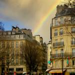 """Rue de Rivoli After Rain"" by macondo"