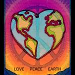 """LOVEpeaceEARTH"" by Regalos"
